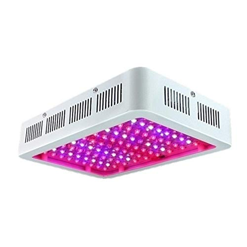 LED Grow Light 1000W - Vollspektrum-LED-Anbauleuchte Für Zimmerpflanzen Mit Pflanzen Und Blumen