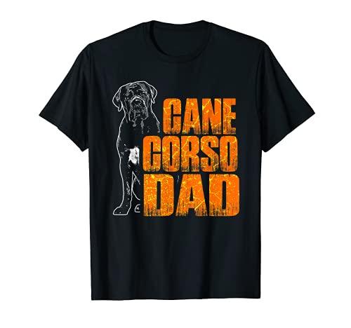 Hundliebhaber Italienischer Cane Corso T-Shirt