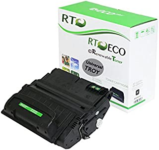 Renewable Toner Compatible MICR Toner Cartridge Replacement Troy 02-81118-001 HP Q1338A 38A for Laserjet 4200