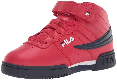Fila Kid's F-13 Sneakers Fila Red / Fila Navy / White 12