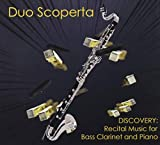 Discovery: Recital Music For Bass Clarinet And Piano