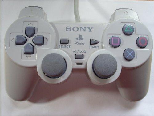 Manette Playstation (Gris)