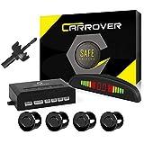 CAR ROVER Auto inversione di Sostegno Sensore di Parcheggio Kit 4 sensori Radar con Buzzer...