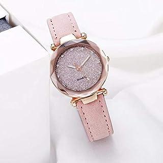 Relógio Feminino Ella Quartz 40mm Cor Rosa