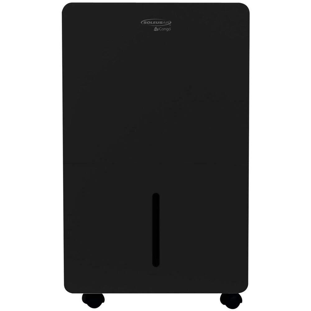 SoleusAir 70 Pint Portable Dehumidifier Internal