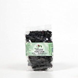 Ekoloji Market Çekirdekli Kuru Üzüm (Siyah) 250 gr