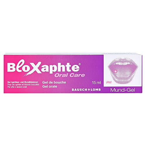 Bloxaphte Oral Care Mund Gel, 15 ml