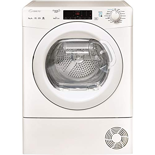 Candy GSVH9A2TE 9kg Freestanding Heatpump Tumble Dryer, White