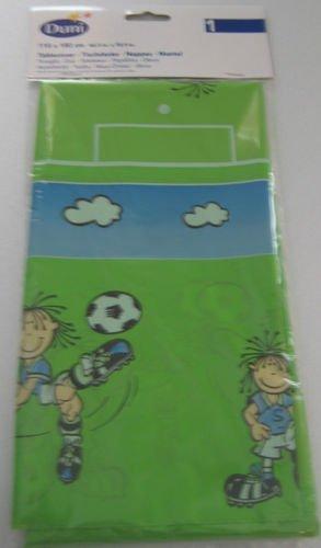 Duni Tischdecke Football Star Fußball