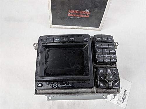 2000-2002 Mercedes-Benz S500 - specialty sold out shop Head 2208270542 Navigation Unit