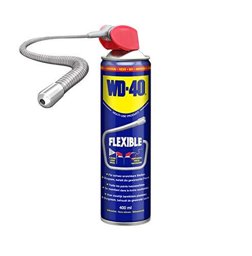WD-40 31688 Multifunktionsprodukt Flexible 400 ml, transparent, 400ml