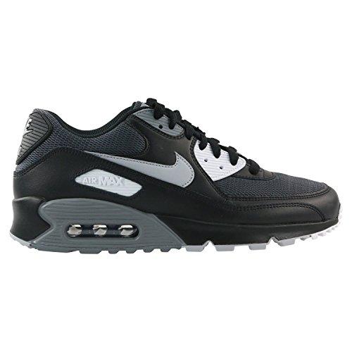 Nike Herren Air Max 90 Essential Sneaker Schwarz 40