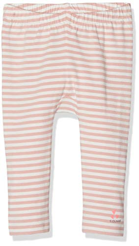 s.Oliver Baby-Mädchen 65.908.75.5053 Leggings, Rosa (Dustypink Knitted Stripes 42g4), Herstellergröße: 86