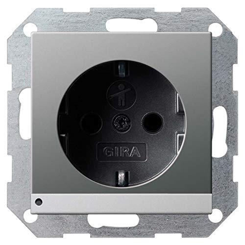 Gira SCHUKO-Steckdose EDS 1170600 mit LED-Leuchte+SH System 55 Steckdose 4010337021124