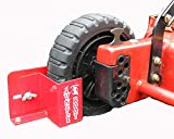 Jungle Boot Small, to Secure Push mowers on Your Open or Enclosed Trailers