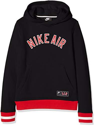 NIKE B Nk Air Ssnl FLC Top - Camiseta de Manga Larga Niños