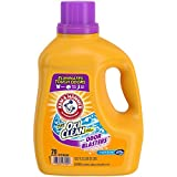 Arm & Hammer Plus OxiClean Odor Blasters Fresh Burst, 70 Loads Laundry Detergent, 122.5 Fl oz