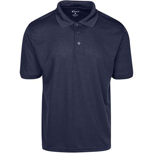 Mens Navy Polo Shirt XXL