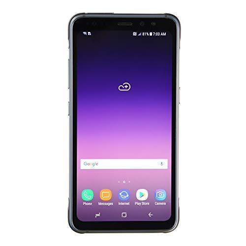 Samsung Galaxy S8 Active, 64GB, Meteor Gray - For GSM (Renewed)