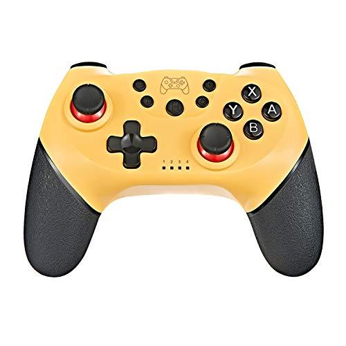 XINX Nueva Palanca de Mando inalámbrico Bluetooth Gamepad con 6-Eje del Mango...