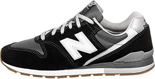 New Balance Cm996 D, Zapatillas Hombre, Negro (SMB Black 8), 44 EU