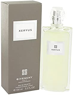 Givenchy Xeryus for Men Eau de Toilette Spray, 3.3 Ounce