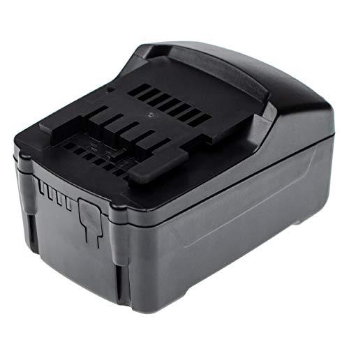 INTENSILO Akku passend für Metabo BS 18 LT BL Q 602334890, BS 18 LT COMPCT 602102530 Elektrowerkzeug (6000mAh Li-Ion 18V)