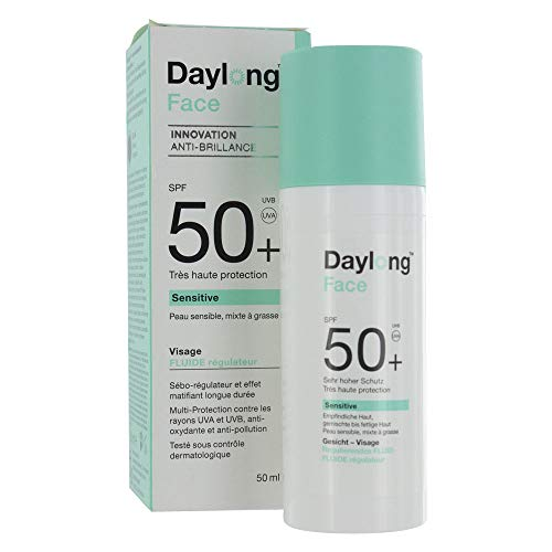Daylong Face Sensitive LSF 50+ Regler, 50 ml