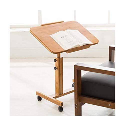 ZXL Home Office bed met bureau en kleine tafel gemakkelijk en mobiel (afmeting: 60cm)