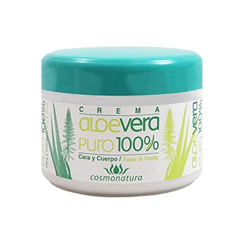 Crema Bionatural Canarias Aloe Vera puro 100%, per il viso/corpo, 250ml