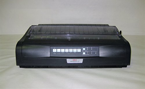 Read About Okidata OKI Microline 421 - Printer - B/W - dot-Matrix (92009701)