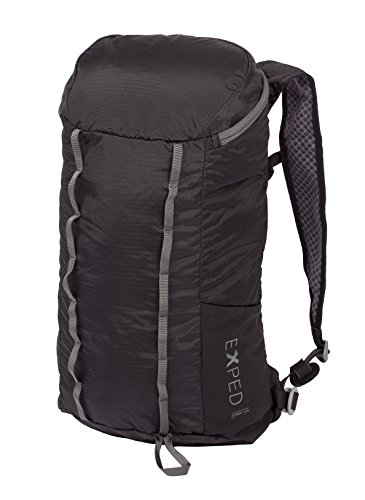 Exped Summit Lite 15L Hiking Backpack One Size Black