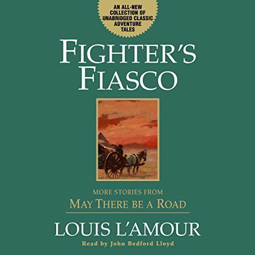 Fighter's Fiasco audiobook cover art