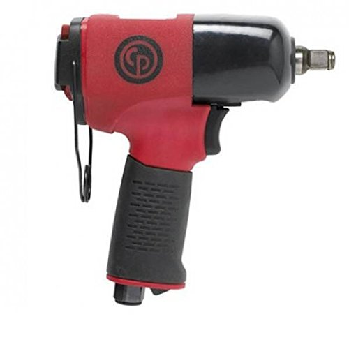 Chicago Pneumatic 0001825 Impact Wrench Gun 1/2' with Ring Retainer,...