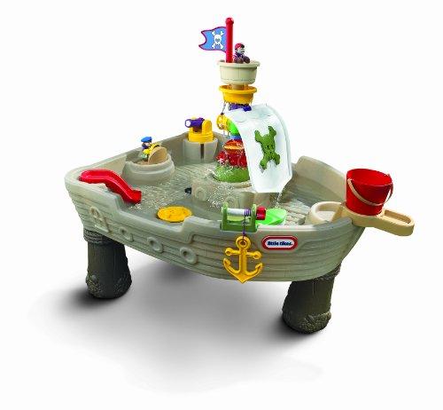 Little Tikes 615924PO - Spieltisch Piratenschiff