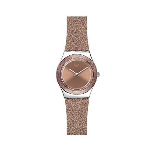 Reloj Swatch Irony Medium YLS220 Rose Sparkle