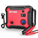 Car Jump Starter with Air Compressor, BUTURE 2500A Peak 23800mAh 12V Auto Battery Booster(up to All Gas and 8.0L Diesel), 150 PSI Tire Inflator, QC3.0 Power Bank with 120W DC Out and Emergency Light