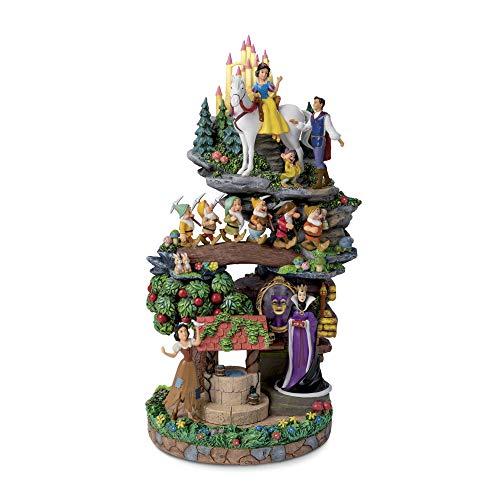 The Bradford Exchange Disney Snow White and The Seven Dwarfs Masterpiece Sculpture
