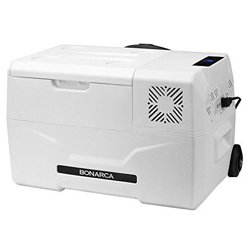 Bonarca 車載冷蔵庫 ポータブル冷蔵庫 30L 9Lー50Lの豊富なサイズバリエーション コンプレッサー式 AC100V DC12V/24V対応 CRX-300