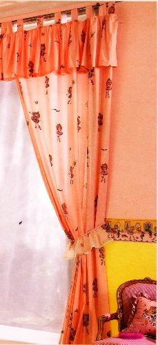 Rasch Lillifee Vorhang Art. 966175 Größe 255 x 135 cm