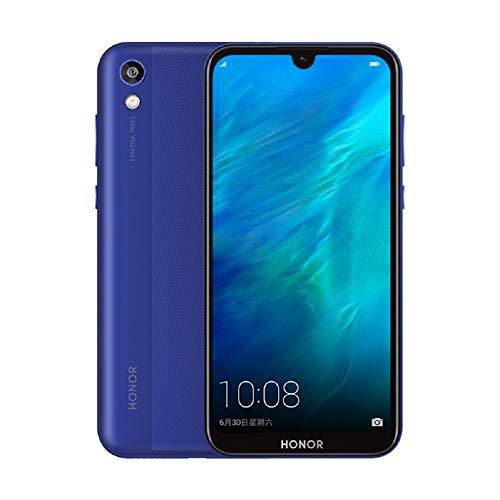 HONOR 8S Smartphone-3GB RAM + 64GB ROM, Pantalla de Rocío FullView de 5.71 Pulgadas, Sistema operativo MTK MT6761 EMUI 9.0, Cámara Trasera de 13MP, Ranura SIM Dual (Azul)
