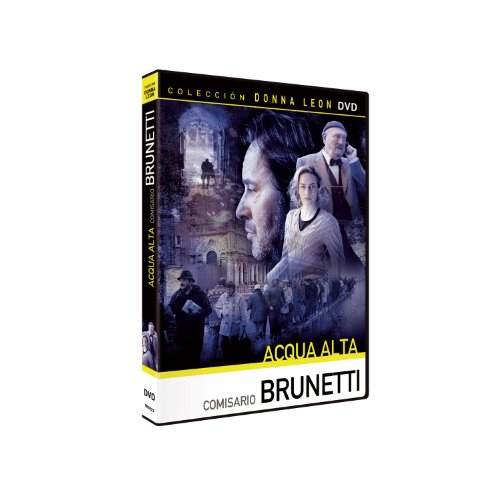 Comisario Brunetti: Acqua Alta (Import) (Keine Deutsche Sprache) [2013]