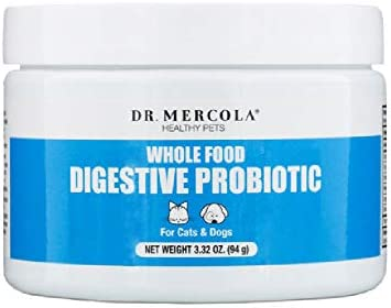 Dr Mercola Pets Whole Food Digestive Probiotic 3 32oz 94g product image