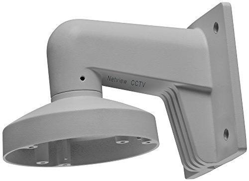 Hikvision DS-1272ZJ-110- Staffa per montaggio a parete per mini videocamera di sorveglianza a cupola