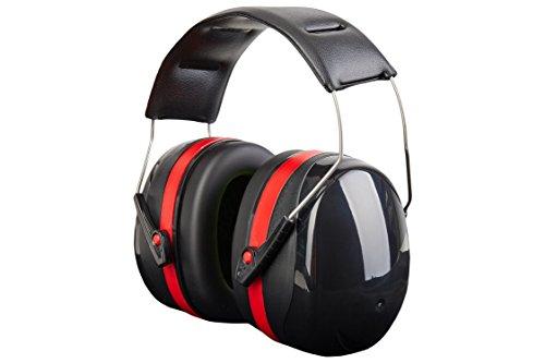Hochwertiger Gehörschutz für Erwachsene und Kinder | Ohrenschützer für das Gewerbe und für Heimwerker | Kapselgehörschutz
