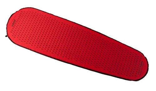 Tapis Superlite 38 Tapis autogonflant multicolore Rouge/Noir