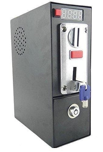 Gettoniera elettronica per Lavatrice Domestica - legge tutte le monete