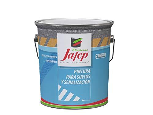 Pintura Señalización vial Jafep (4 L, AMARILLO)