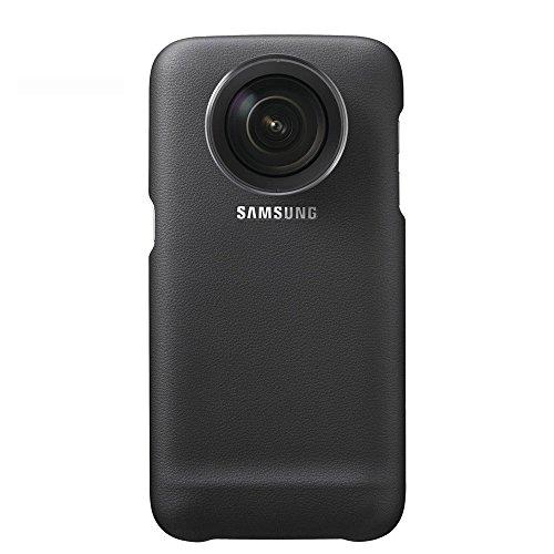 Samsung Lens Cover Schutzhülle für Galaxy S7 Edge, schwarz