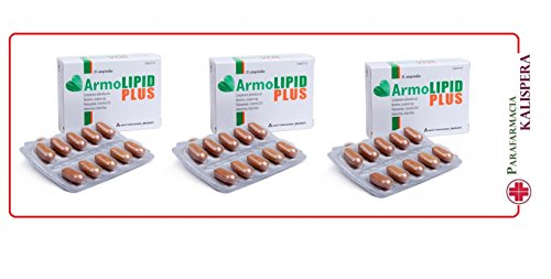 Armolipid plus 20 comprimidos pack 3unidades